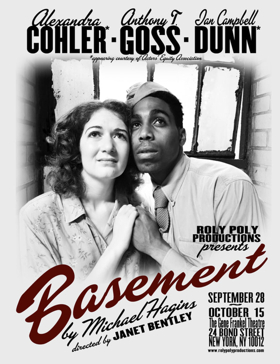 WWII Drama BASEMENT to Premiere at The Gene Frankel Theatre This Fall