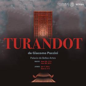 MX SUMMER HIGHLIGHTS: TURANDOT conmovió al Palacio de Bellas Artes