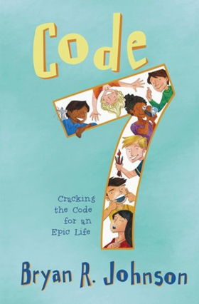 Kids Write the Future in Bryan Johnson's CODE 7: CRACKING THE CODE FOR AN EPIC LIFE