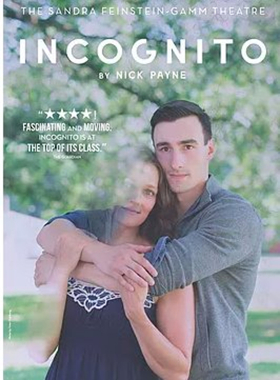 The Gamm to Stage the New England Premiere of INCOGNITO