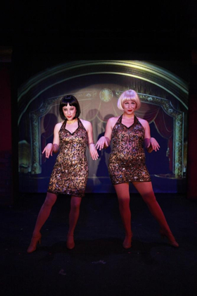 BWW Review: CHICAGO Is On Fire ~ Fairclough & Tomkus Are The Match!