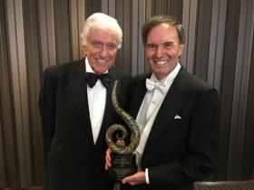 Photo Flash: Tony Winner Dick van Dyke Becomes an 'Honorary Lawyer'