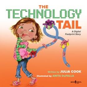 New Book by Child Behavior Expert Julia Cook Helps Kids Navigate Online Footprints