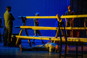BWW Review: THE LARAMIE PROJECT presented by The Wandering Theatre Company at Capital Fringe