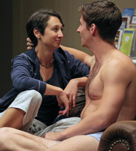BWW Review: Writers in Love: Good Theater Presents SEX WITH STRANGERS