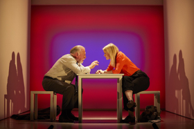 BWW Review: HEISENBERG: THE UNCERTAINTY PRINCIPLE, Wyndham's Theatre