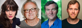 Cast Announced for Terry Johnson's INSIGNIFICANCE at Arcola Theatre