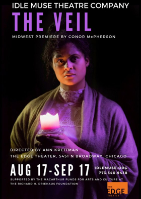 Idle Muse Theatre Company to Stage Midwest Premiere of Conor McPherson's THE VEIL