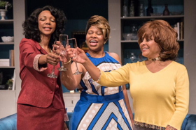 The Ensemble Theatre Brings Back Sizzling Romantic Comedy SASSY MAMAS