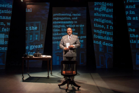 BWW Review: Langston Hughes' Poetry Comes Alive at Metrostage