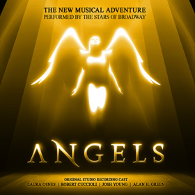 Laura Osnes, Robert Cuccioli & Josh Young Featured on New ANGELS Studio Cast Recording