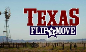 New Season of DIY Network's Hit Series TEXAS FLIP N MOVE Premieres 10/6