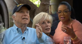 Scott Pelley, Lesley Stahl & Oprah Winfrey Celebrate 50th Anniversary Season of 60 MINUTES