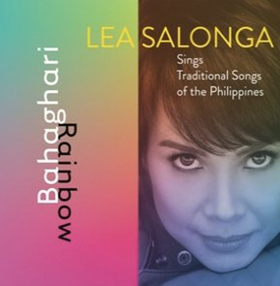 Broadway's Lea Salonga to Release New Album of Traditional Filipino Songs, 11/3