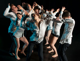 Cas Public Tells ROMEO AND JULIET Through Modern Dance at Capitol Theater