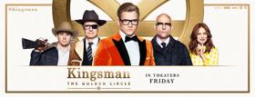 Review Roundup - Matthew Vaughn's KINGSMAN: THE GOLDEN CIRCLE