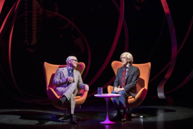 BWW Review: WARHOLCAPOTE: Soup or Art?