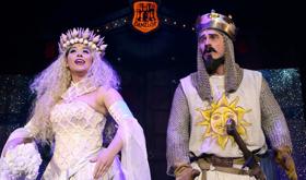 BWW Review: SPAMALOT, King's Theatre, Edinburgh