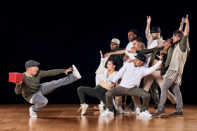 Versa-Style Dance Company's BOX OF HOPE Set for The Broad Stage