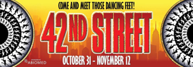 Burke Moses, Tari Kelly & More Will Star in North Shore Music Theatre's 42ND STREET
