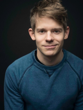 Andrew Keenan-Bolger Tapped for Title Role in KRIS KRINGLE THE MUSICAL at The Town Hall