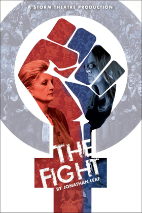 Storm Theatre to Stage Jonathan Leaf's New Play on Modern Feminism THE FIGHT