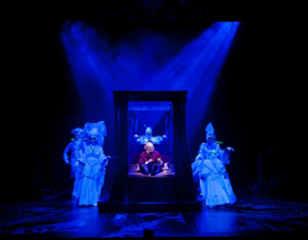 Holiday Classic A CHRISTMAS CAROL to Reopen the Alley's Hubbard Theatre After Hurricane Harvey