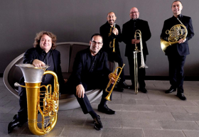 Spanish Brass to Play Bates Recital Hall This September