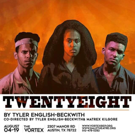 BWW Review: TWENTYEIGHT a Fascinating Look at Dystopian Racist Space