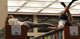 Heidi Duckler Dance Theatre Presents Back in Circulation At West Hollywood Library