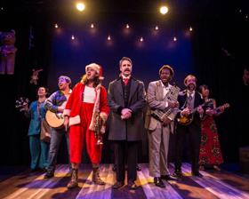 BWW Review: ASSASSINS at Pallas Theatre Collective