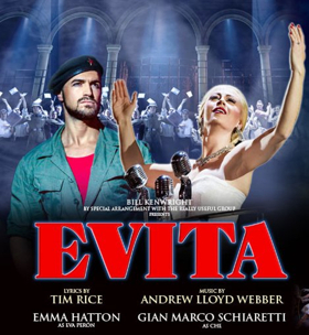 EVITA Returns to the West End for Strictly Limited Season in July