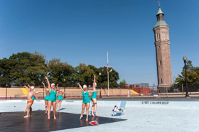 Dancers to Turn Olympic-Size Pool Into Stage at 2017 DANZA HIGHBRIDGE FESTIVAL