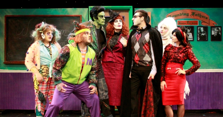 BWW Review: DRACULA: GOES TO HIGH SCHOOL at Downtown Cabaret Children's Theatre