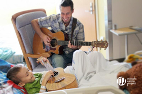 Melodic Caring Project to Bring Disney's ALADDIN to Children in Local Hospitals