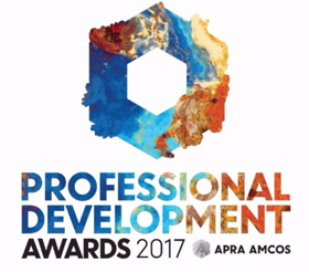 APRA AMCOS Announce Professional Development Awards Finalists