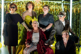 BWW Review: EXIT THE KING: Desperate Despot