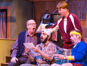 BWW Review: THE FABULOUS LIPITONES at Penobscot Theatre