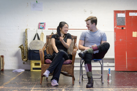 BWW Interview: Ashley Gilmour Talks MISS SAIGON Tour
