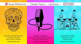 Chi Phil Chamber Players to Channel Spooky Season at City Winery