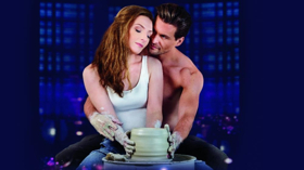 Alexander Klaws und Willemijn Verkaik in GHOST - Das Musical