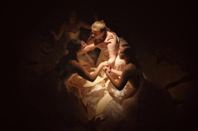 BWW Review: Haunting THE YELLOW WALLPAPER at OUT LOUD Theatre