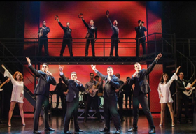 Tickets Now On Sale for JERSEY BOYS