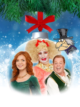 Ross Petty Presents A CHRISTMAS CAROL THE FAMILY MUSICAL WITH A SCROOGE LOOSE
