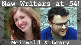 Feinstein's/54 Below Presents NEW WRITERS AT 54: Songs by Julia Meinwald & Gordon Leary