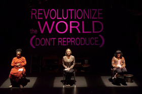 BWW Review: Frank Theatre Makes a Powerful Statement in REVOLT. SHE SAID. REVOLT AGAIN.