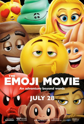 Moviegoers to Celebrate THE EMOJI MOVIE on World Emoji Day 7/17
