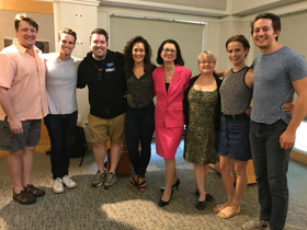 BWW Interview: We Go Together: GREASE Ensemble Discusses Challenges and Camaraderie