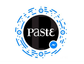 Paste Magazine Launches Personalized News Chatbox