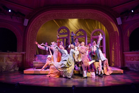 BWW Review: Sprightly and Sparkling Moliere's LEARNED LADIES at TAM